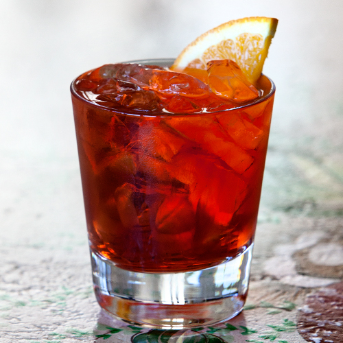 The Negroni Recipe And History