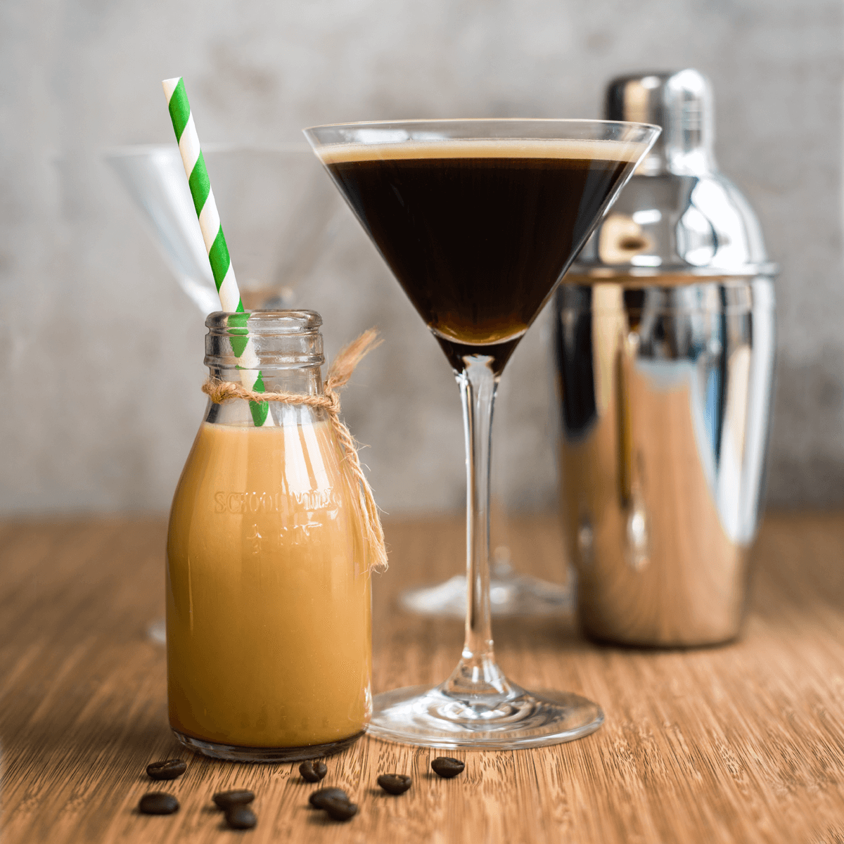 The Espresso Martini Mini Kit Taste Cocktails