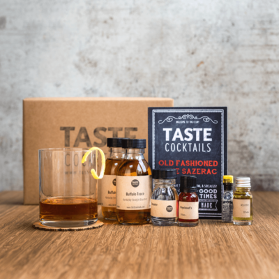 Sazerac cocktail kit