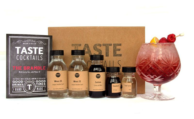 The TASTE cocktails Bramble Kit
