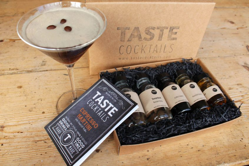 Espresso Martini Kit Everything You Need To Know For Our November 2015 Subscribers Kit Taste Cocktails