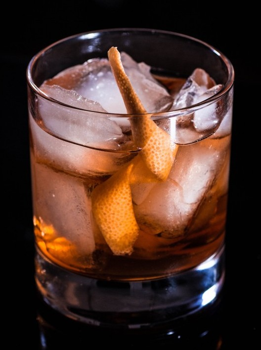 Tequilla old fashioned